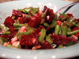beet-and-green-bean-salad