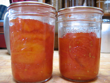 pressure-canned-tomatoes